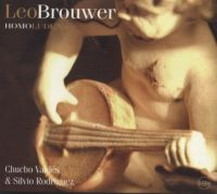 Leo Brouwer: Homo ludens -- 2CD+DVD